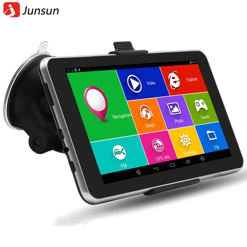 buy 7 inch car gps navigation android bluetooth wifi 16gb online. Black Bedroom Furniture Sets. Home Design Ideas