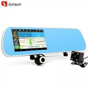Junsun 5 inch IPS Car GPS Navigation