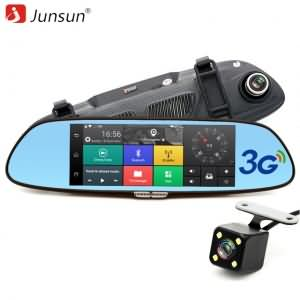 Junsun-7-3G-Car-Camera-DVR-GPS-Bluetooth-Dual-Lens-Rearview-Mirror-Video-Recorder-Full-HD.jpg_640x640