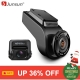 Junsun 4K Ultra HD WiFi Car Dash Cam 2160P 60fps ADAS Dvr with 1080P Sony Sensor Rear Camera Night Vision GPS