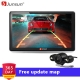 Junsun 7 inch Car GPS Navigation Bluetooth 8GB with Rear view Camera FM MP3 MP4 800MHZ Detailed Maps navigator