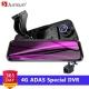 "Junsun New 4G ADAS Android Car DVR Camera 10"" Streaming RearView Mirror 1080P GPS Registrar Special Video Recorder"