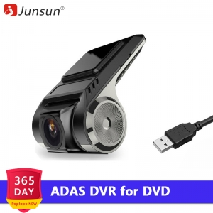 Junsun S500 ADAS Mini Car DVR Camera Full HD LDWS Auto Digital Video Recorder Dash Cam
